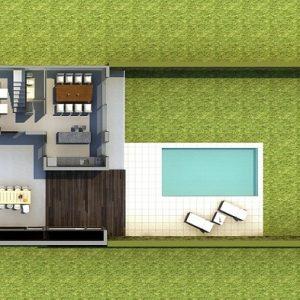 Vivienda Quincho 115 m2